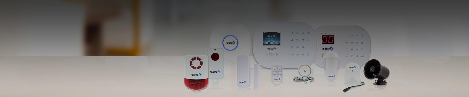 S6 Titan 3G/4G WiFi Security System
