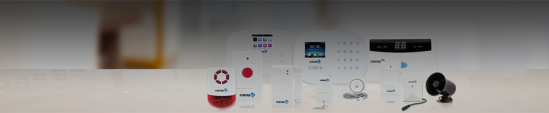 S6 Titan 3G/4G WiFi Security System
