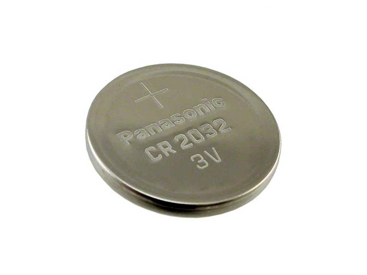 5-Pack CR2032 Batteries For NEW Fortress Door/Window Contacts