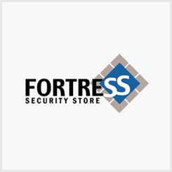 Fortress S02-B Wireless Home Security Alarm System Kit with Auto Dial