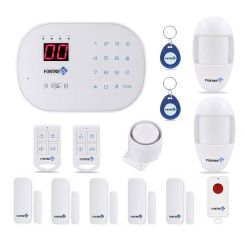 Home Security System S03 WiFi Classic Kit Security Alarm System