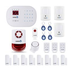 Home Security System S03 WiFi Deluxe Pet Kit
