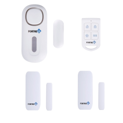 Safeguard Preferred Kit - Stand-Alone Alarm Fortress Security Store