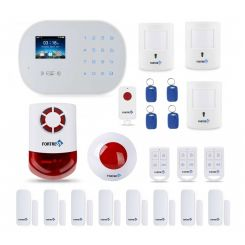 Home Alarm System S6 Titan 3G/4G WiFi Deluxe Pet Kit