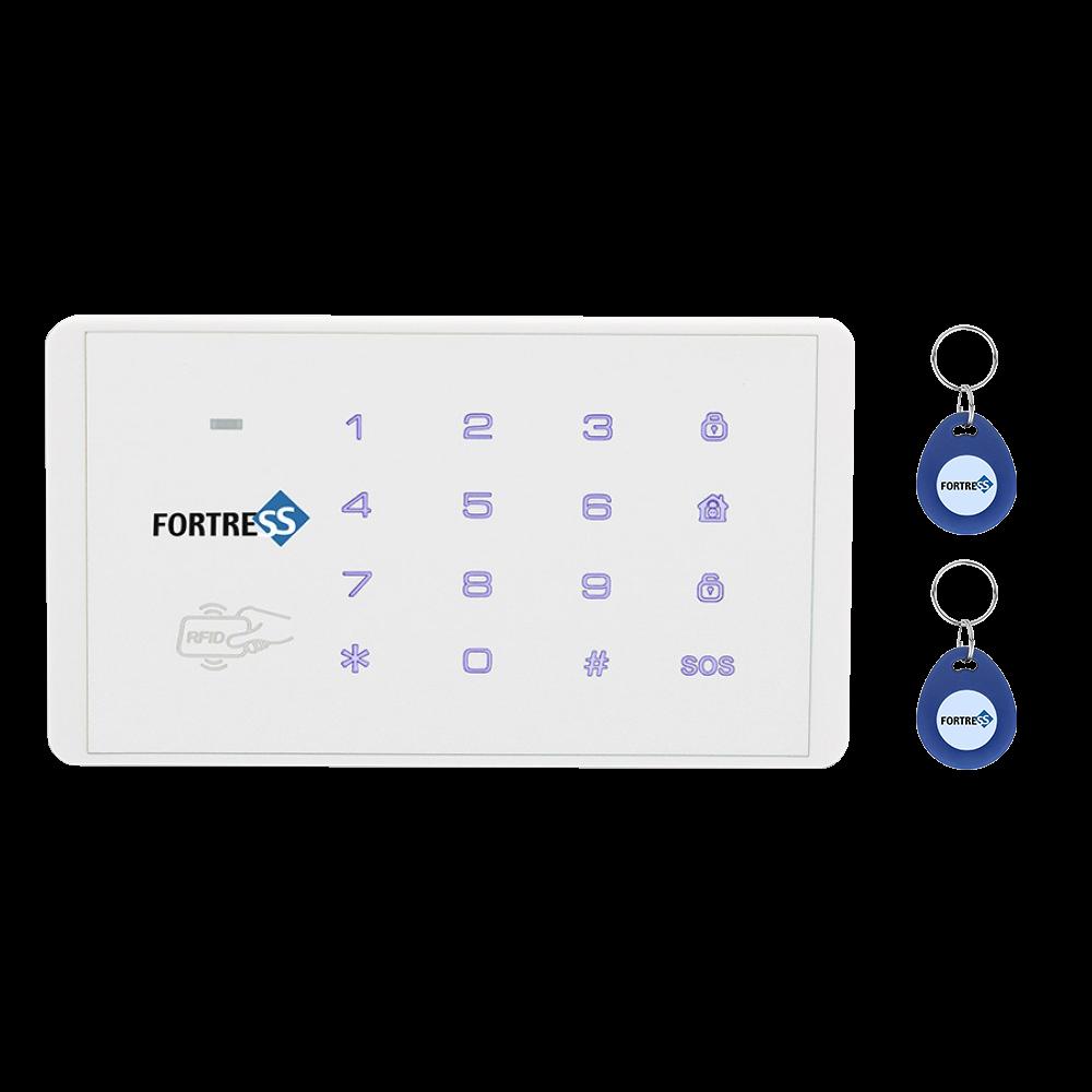 RFID Keypad (w/ 2 key tags) Fortress Security Store