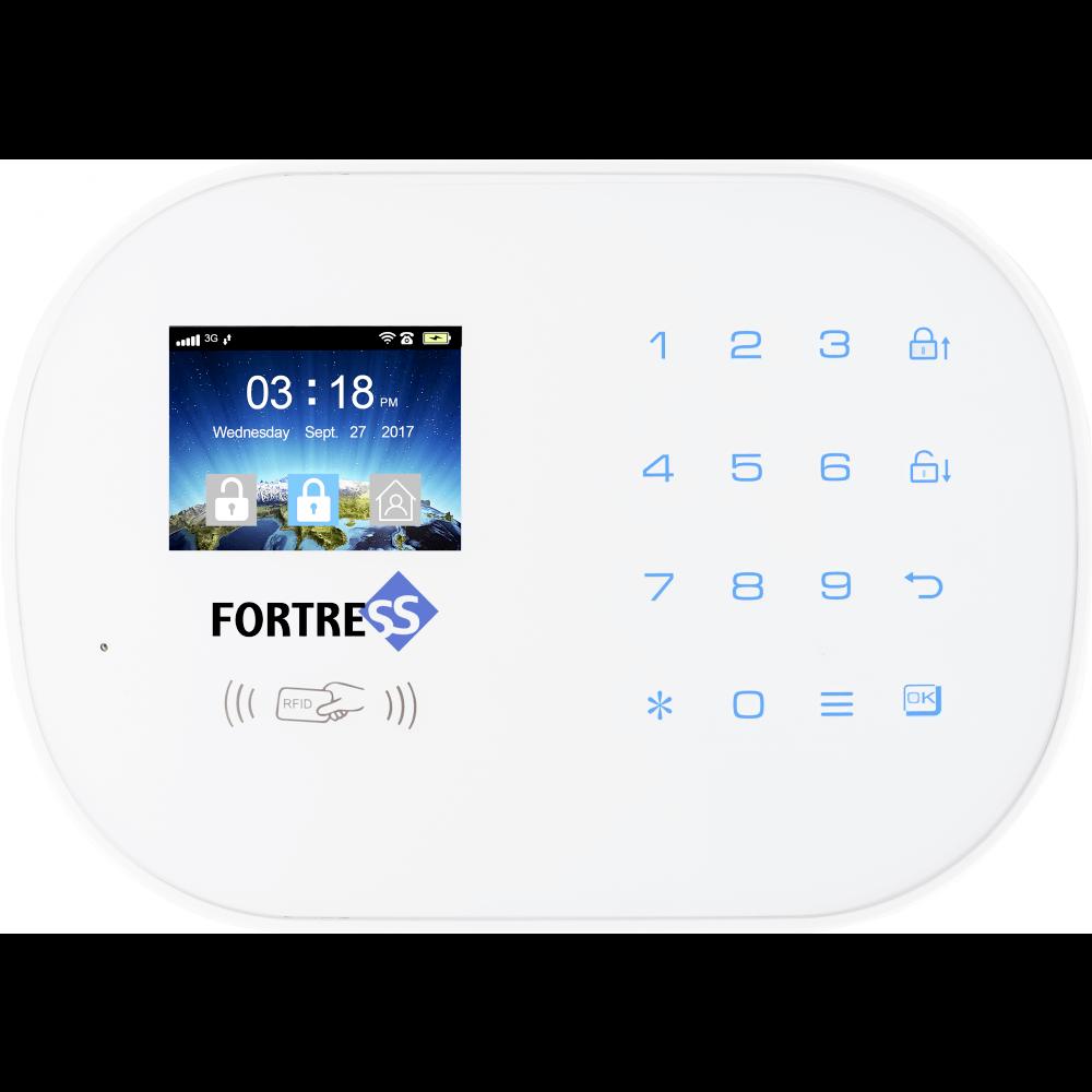 Home Alarm System S6 Titan 3G/4G WiFi Main Panel