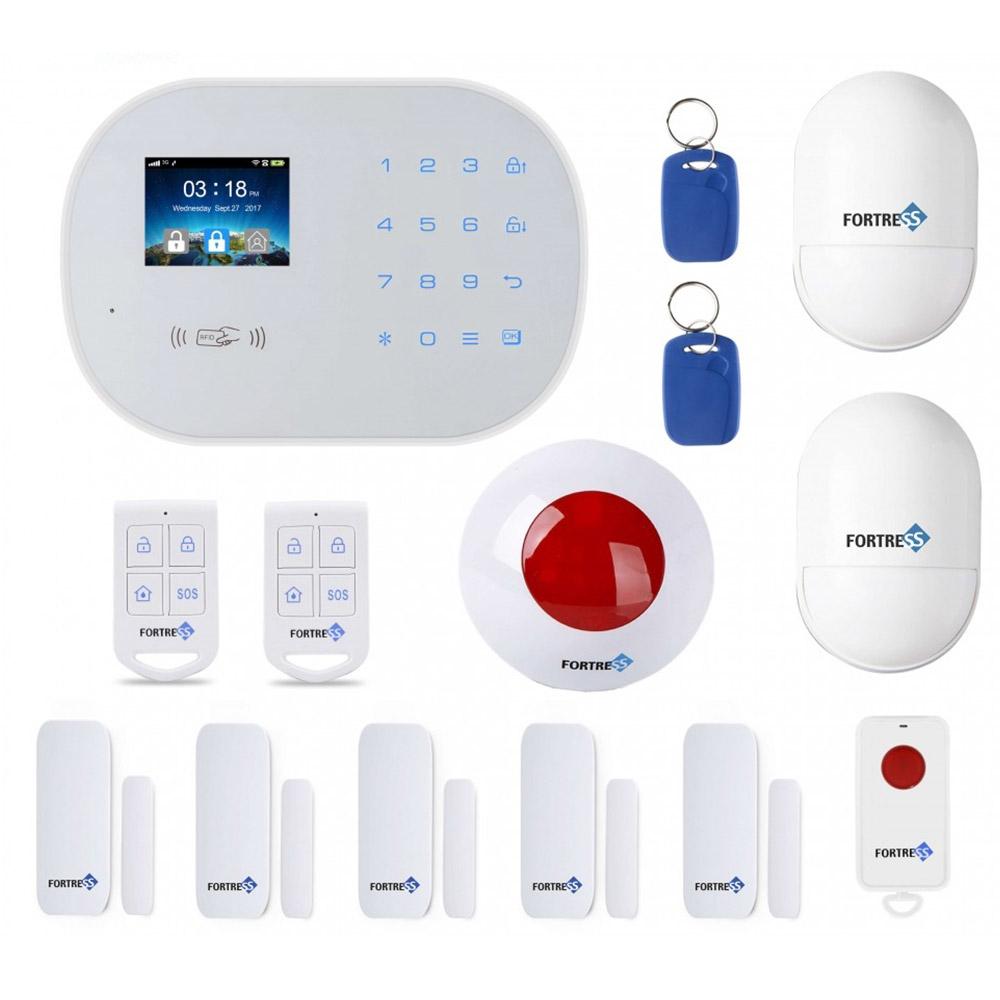 Home Alarm System S6 Titan 3G/4G WiFi Classic Kit