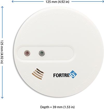 Fortress Smoke Alarm