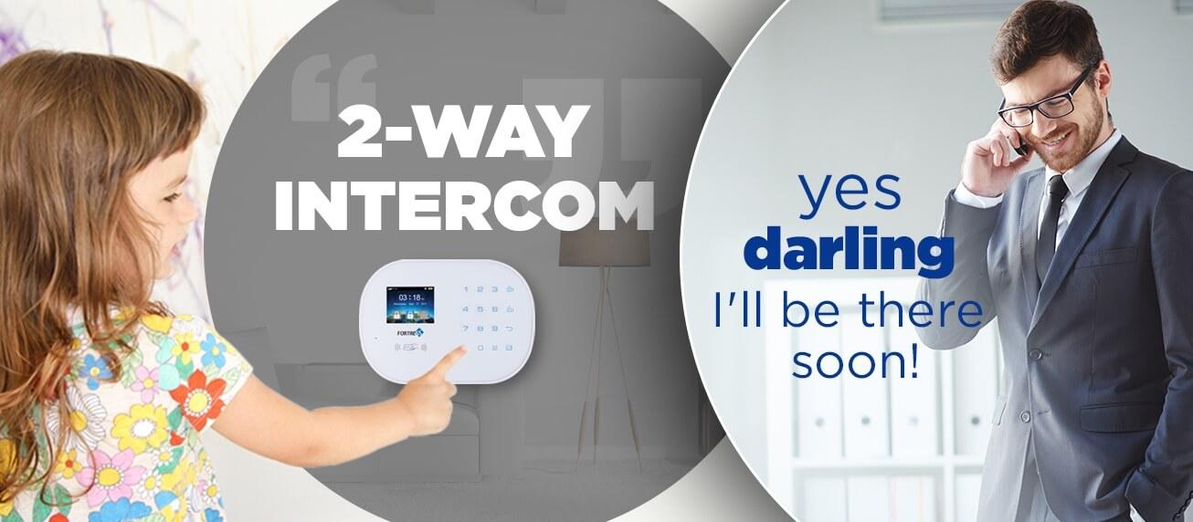 2-Way Intercom