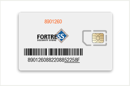 Fortress SIM Cards and Service